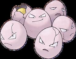 Pokemon exeggutor clipart