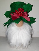 Holly Hat Gnome