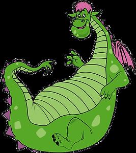 Petes Dragon Clipart png