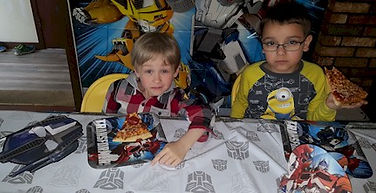 Transformers Licensed Party Favors