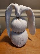 How to make a No Sew Bunny