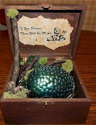 Dragon Egg Chest