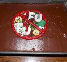 No FuFu Cake