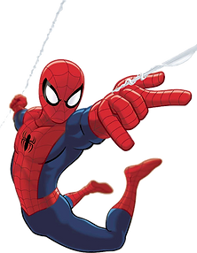 Spiderman Clipart png