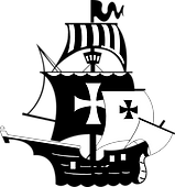Pirate Ship FREE SVG and PNG