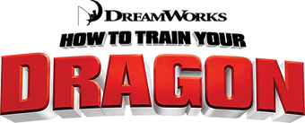 How to Train your Dragon Logo png