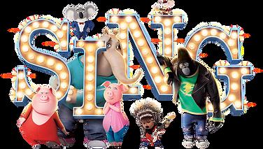 Sing Logo png