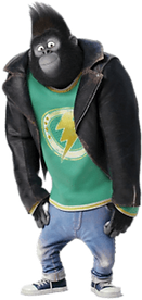 Sing Johnny Clipart png