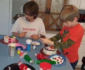 Cake Decorating Contest 4