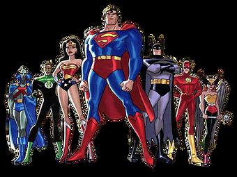 Justice League Clipart png