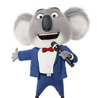 Sing Buster Clipart png