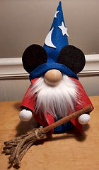 Wizard Mickey Mouse Gnome