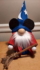 Wizard Mickey Gnome