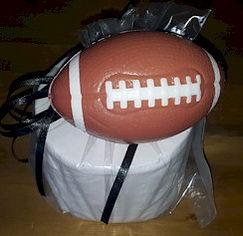Football Toilet Paper Prize