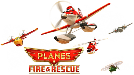 Disney Fire and Rescue Logo png