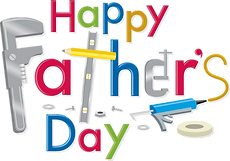Happy Fathers Day Clipart png