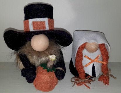 Pilgrim Gnomes