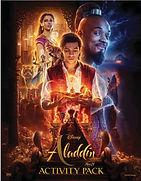 Aladdin Live Action  Activity Pack