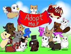 RoBlox Adopt Me Logo