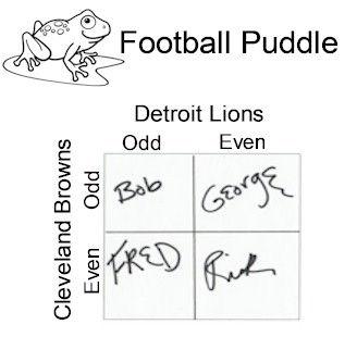 football puddle pool