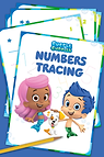 Bubble Guppies Number Tracing