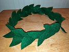 Olympic Laurel Wreath DIY Craft