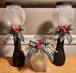Christmas Street Lanterns