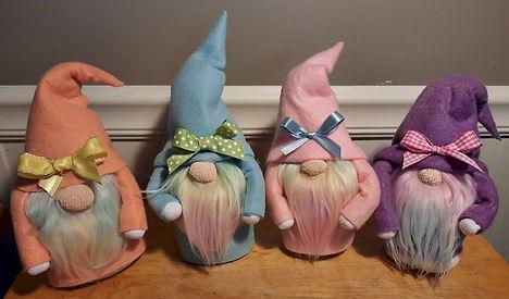 Rainbow Colors Gnomes