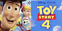 Toy Story 4 Coloring and Activity Pages