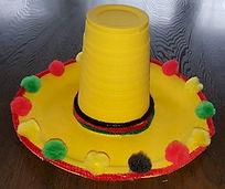 Solo Cup Sombrero Craft