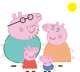 Peppa Pig Clipart png