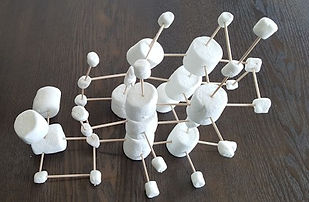 Marshmallow Construction Game