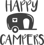 FREE Happy Camper SVG and PNG 02