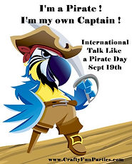 Im My Own Captain Pirate Meme