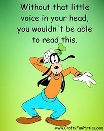Little Voice In Your Head Meme