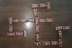 Dominoe Brownies Play