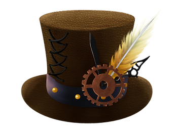 Steampunk Top Hat Clipart