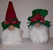 Holly Gnomes