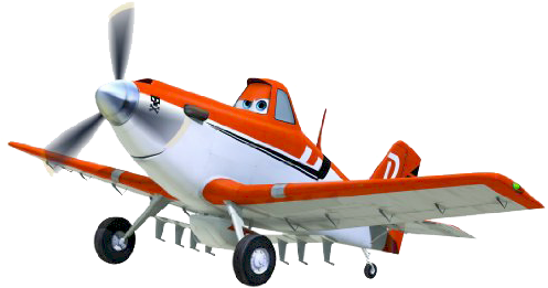 Planes Dusty Clipart png
