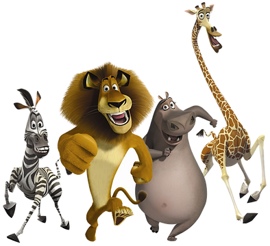 Madagascar Clipart 1 png