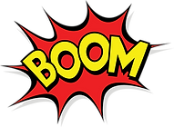 Boom Clipart png