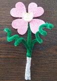 Foil Flower To Insert