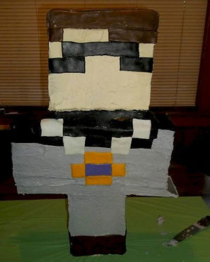 Minecraft Large Cake 2