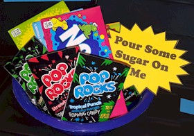 80s Theme Candy