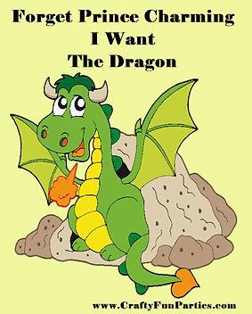 Forget Prince Charming Dragon Meme