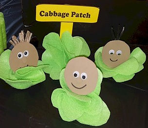 80s Theme Cabbage Patch Kids