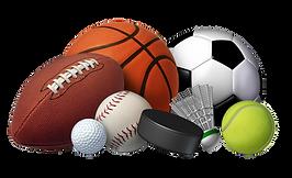 sports balls clipart png