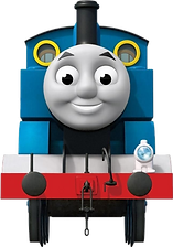 Thomas The Train Clipart png