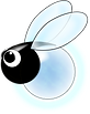 Firefly Clipart 01