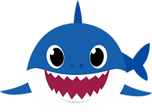 Baby Shark Clipart 1 png
